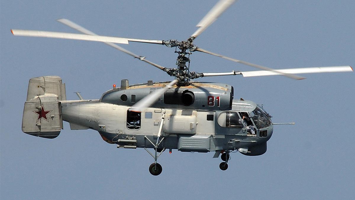 вертолет Ка-65 Минога