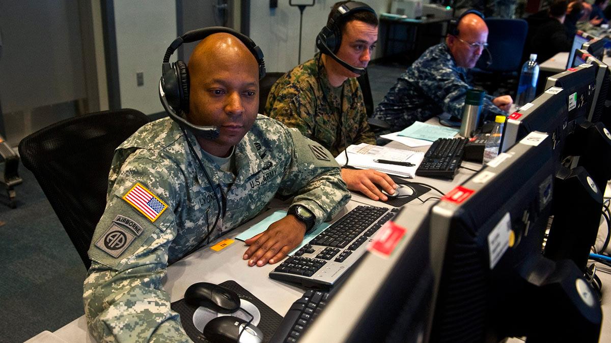 военные компьютеры