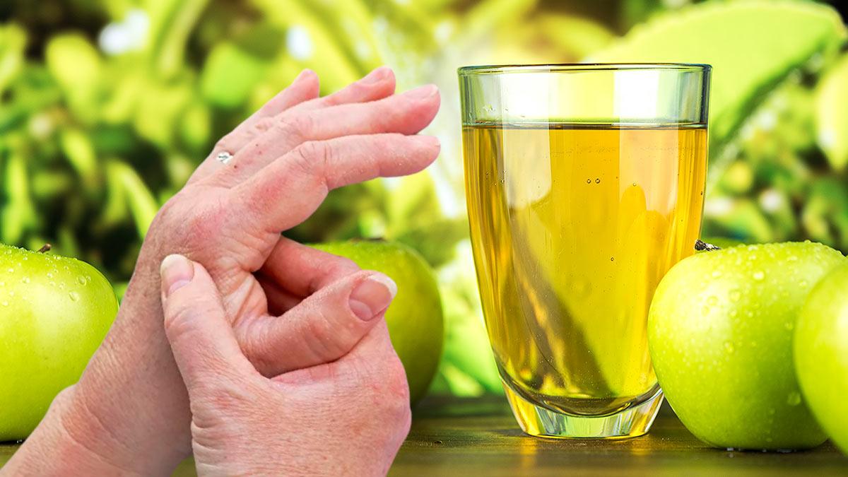 яблочный сок артрит