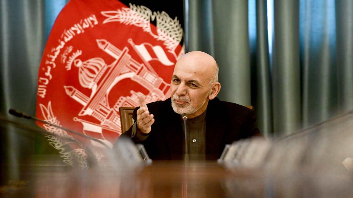 Ашраф Гани - Ashraf Ghani