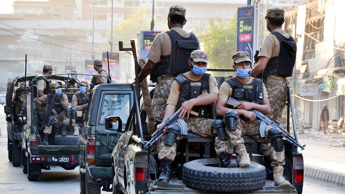 Армия Пакистана