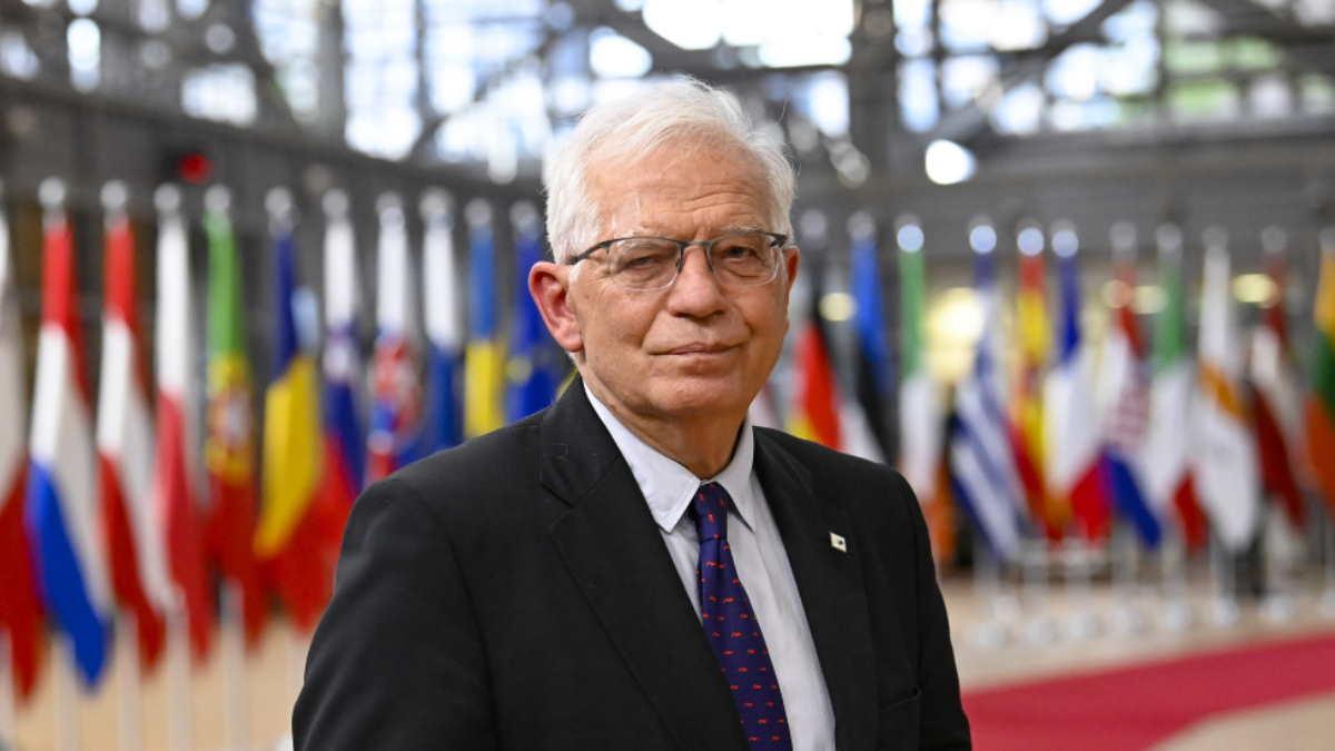 Жозеп Боррель - Josep Borrell