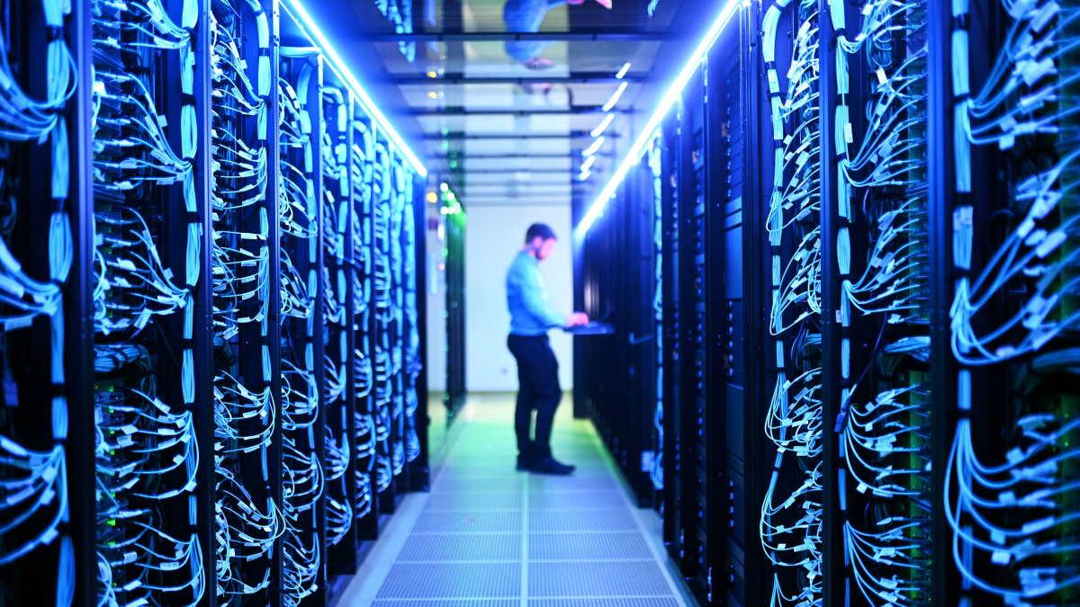 суперкомпьютер сервер