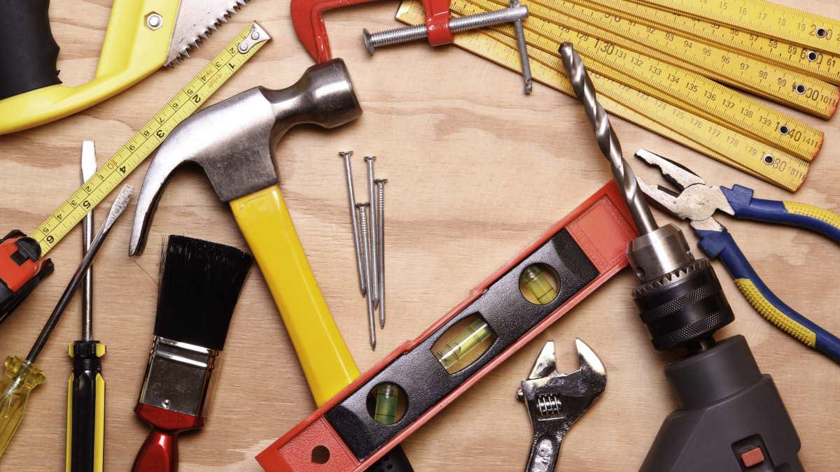 инструменты ремонт