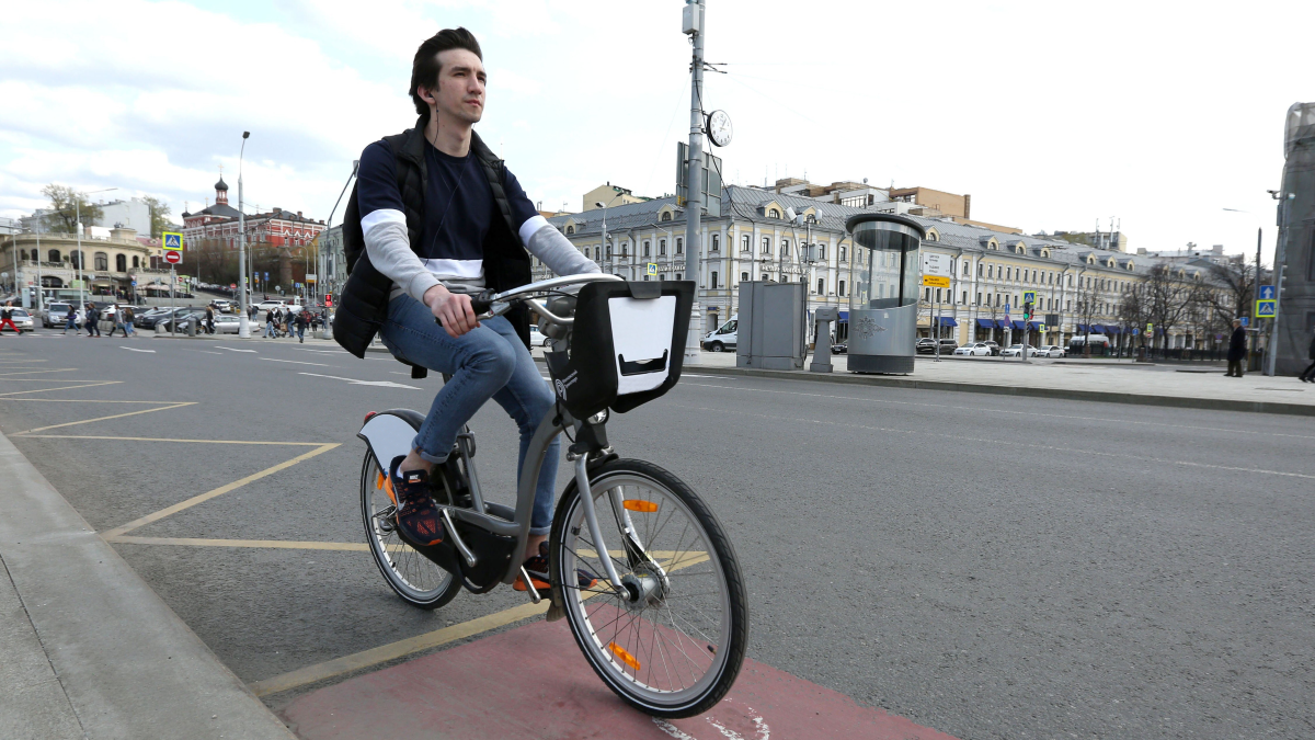велопрокат велосипед