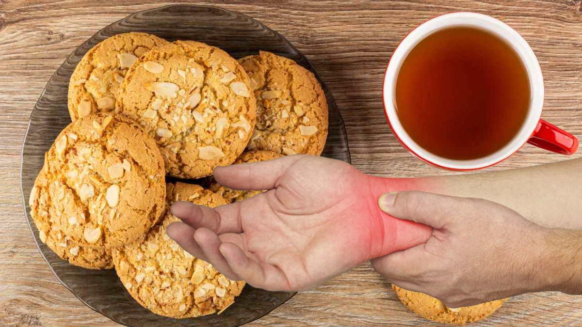 артрит и овсяное печенье