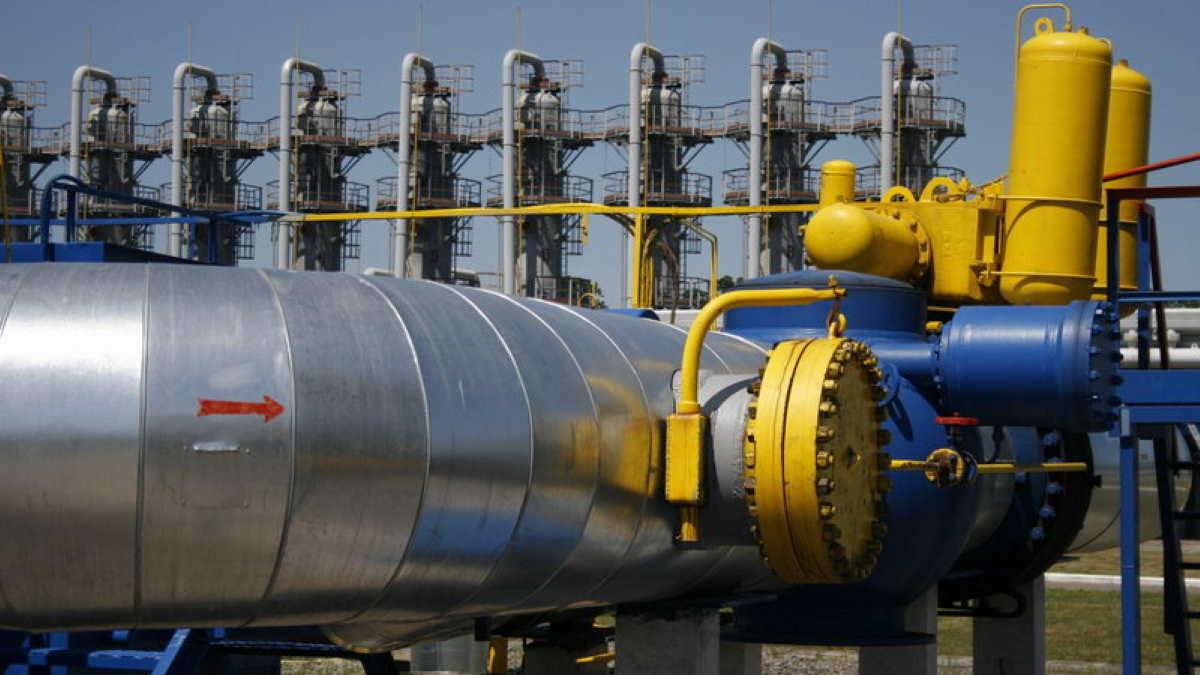 Нафтогаз транзит газа
