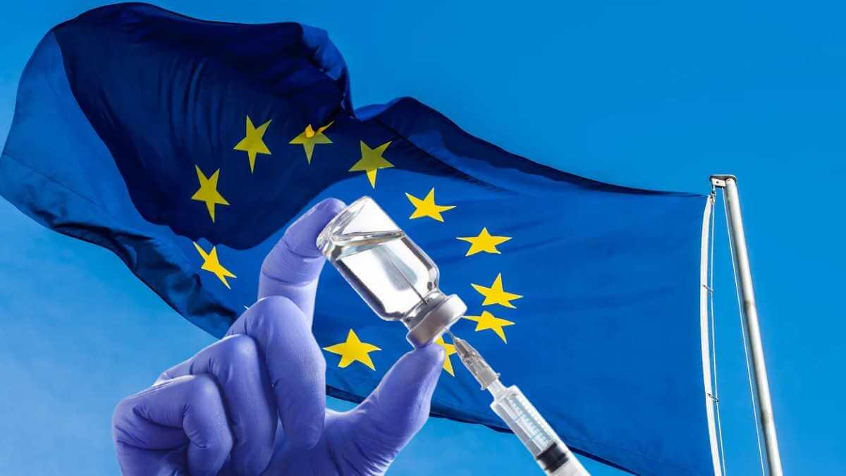 Евросоюз вакцинация