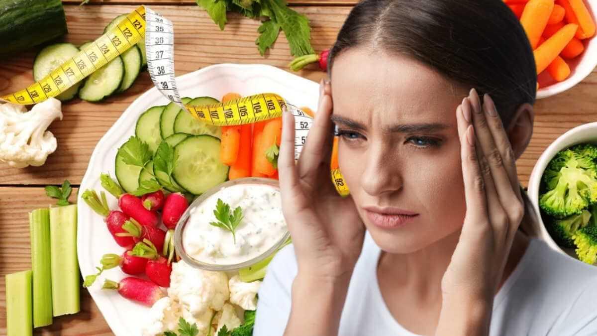 диета головная боль