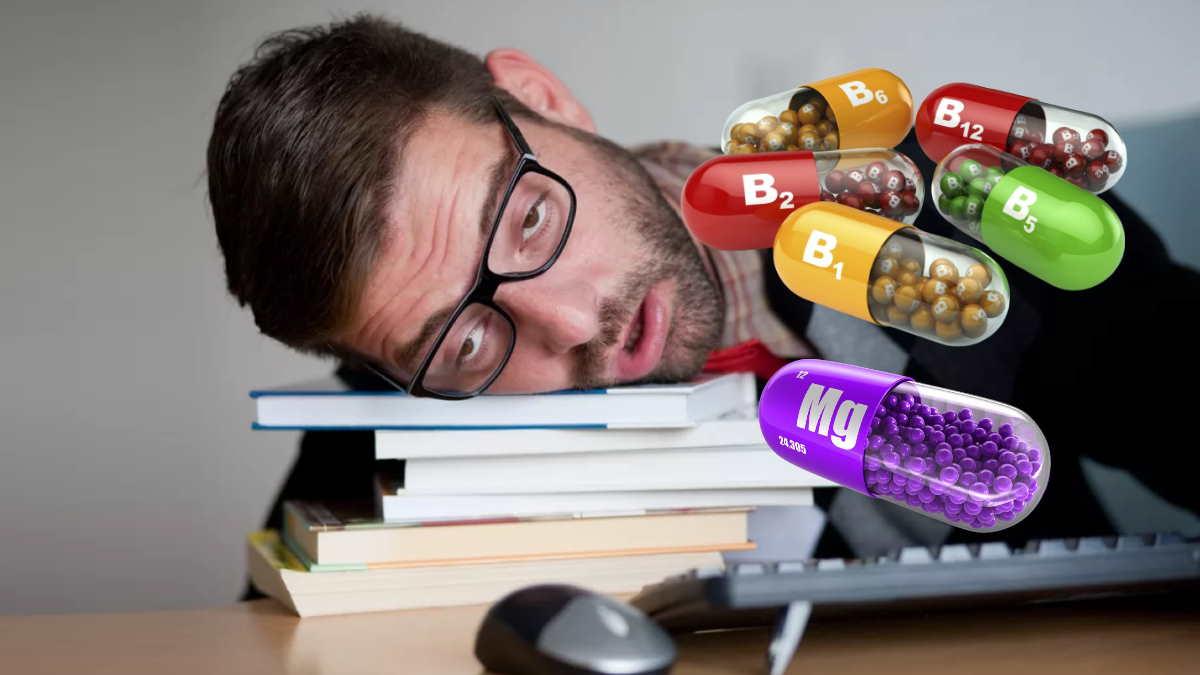 усталость витамины