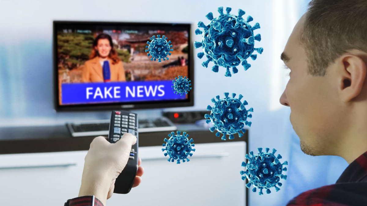 Телевизор новости коронавирус