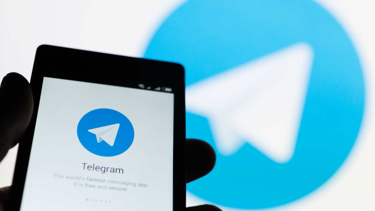 Telegram Телеграмм логотип