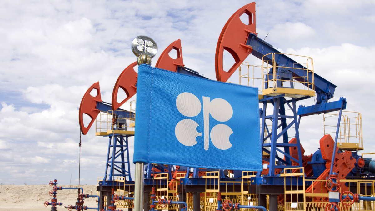 ОПЕК нефтедобыча пустыня