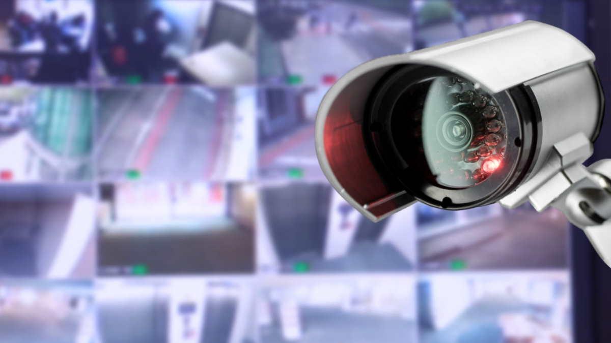 камера видеонаблюдения мониторы