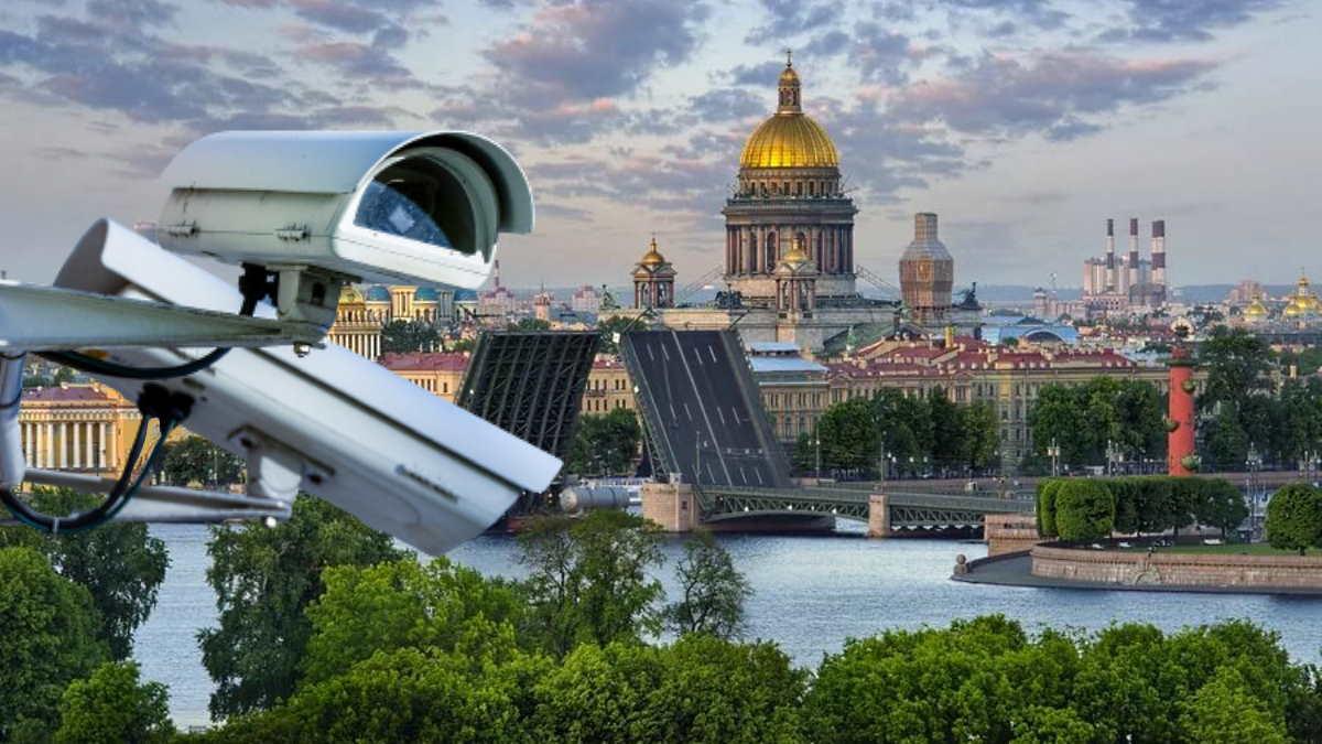 Санкт-Петербург камеры