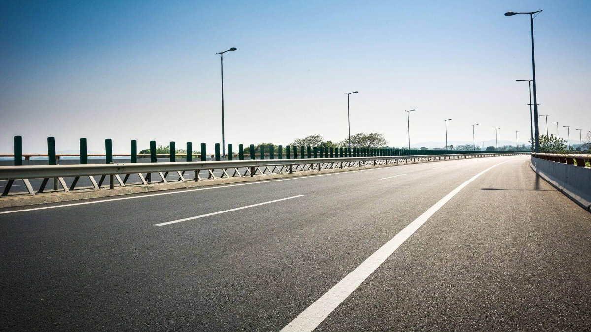 Трасса шоссе