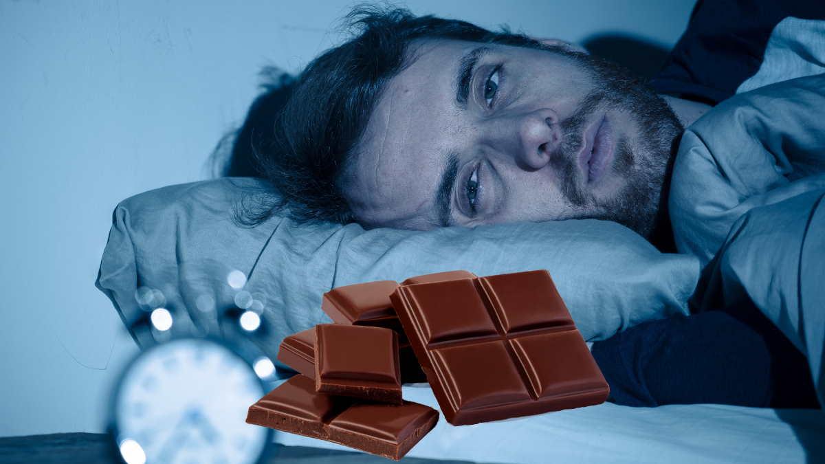 бессонница и шоколад