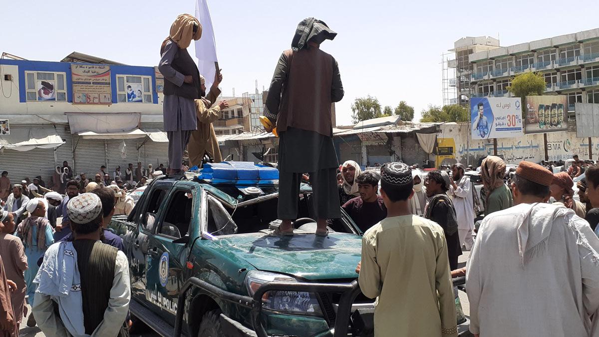 Афганистан машины