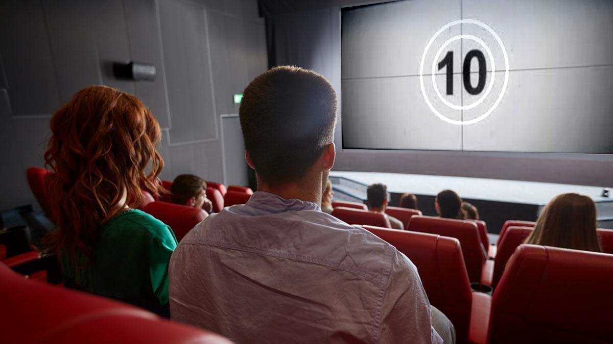 Кинотеатр зрители