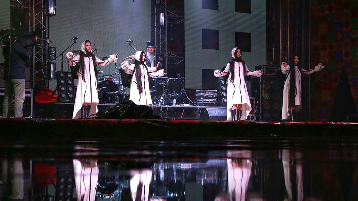 Инна желанная фестиваль «Киматика»