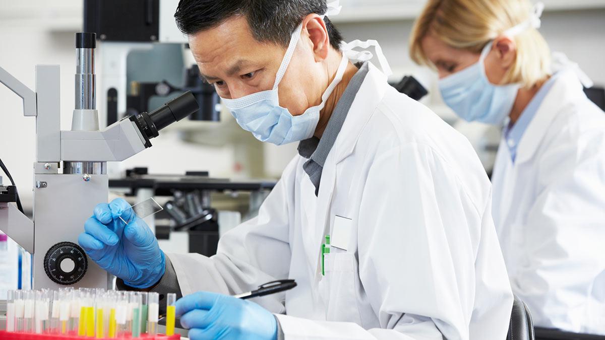 Китай лаборатория анализы