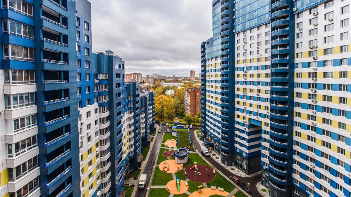 Названы подмосковные города с самыми дешевыми квартирами в новостройках