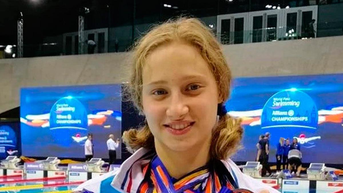 Валерия Шабалина