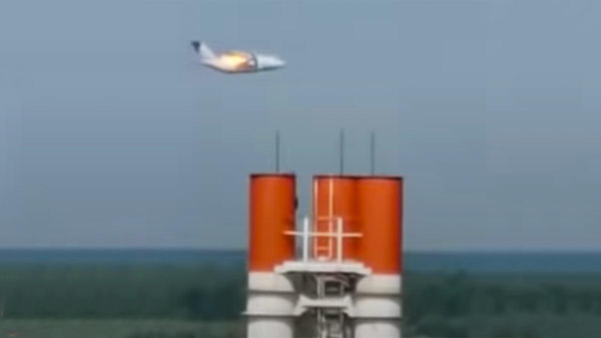 Крушение самолета ИЛ-112В