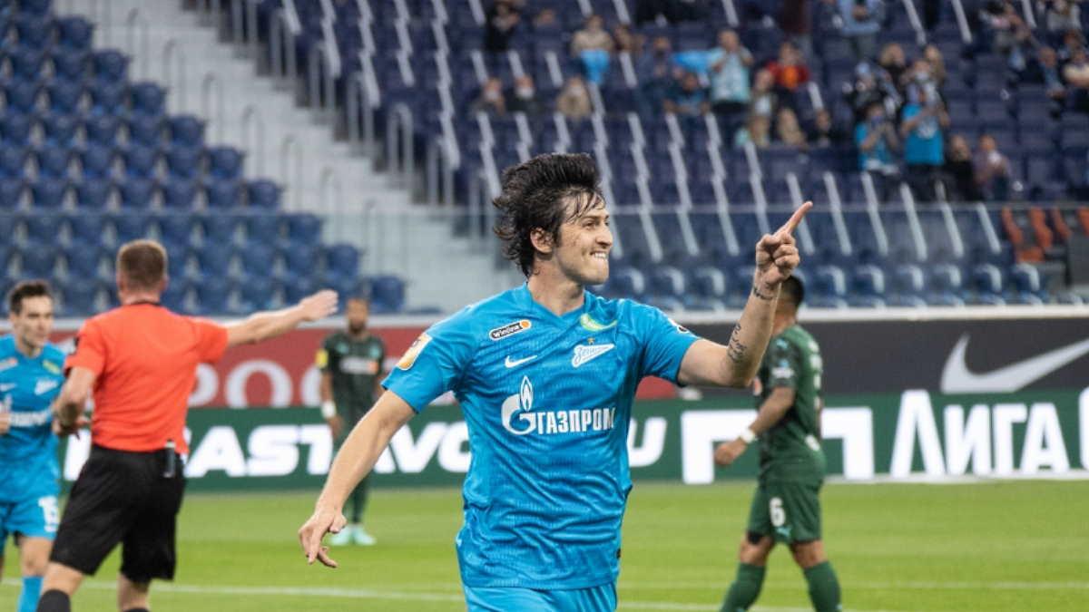 Футболист Сердар Азмун