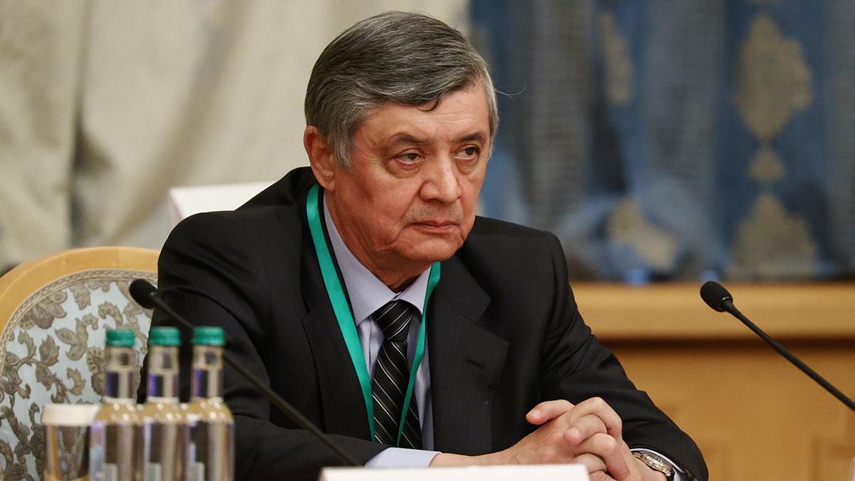 Чрезвычайный и полномочный посол РФ в Афганистане Замир Кабулов