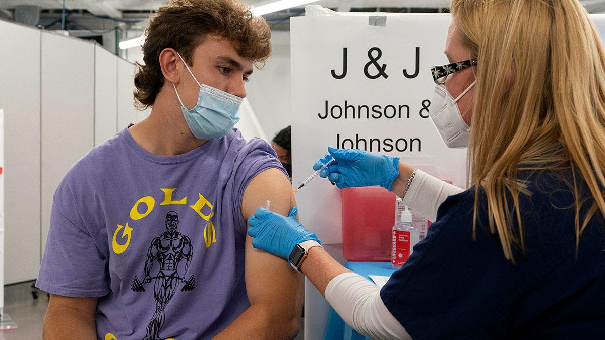 Johnson & Johnson вакцина