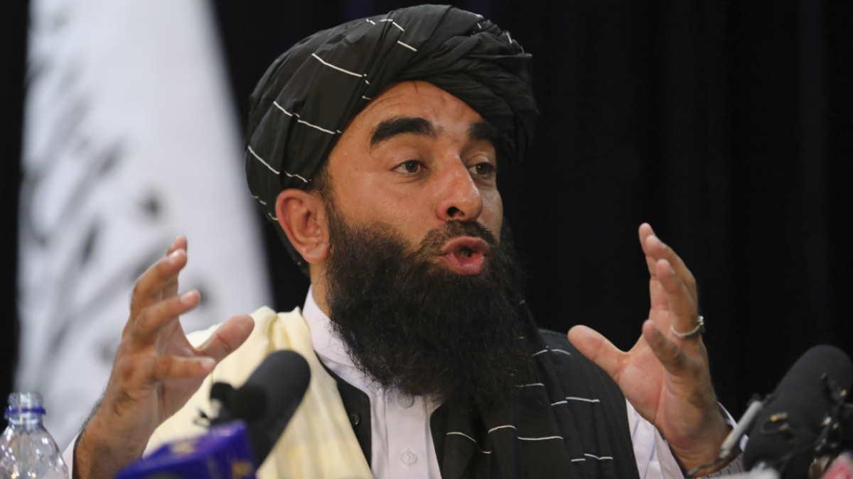 Забихулла Муджахид - Zabihullah Mujahid