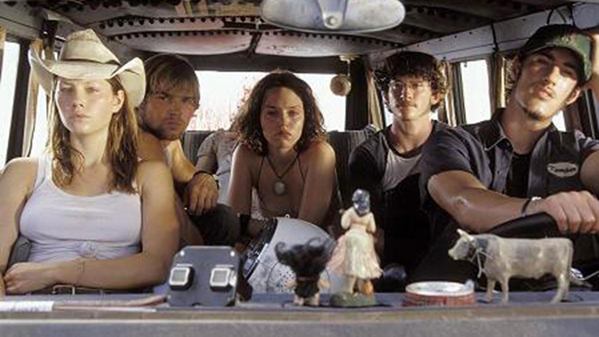 Кадр из фильма 2003 года