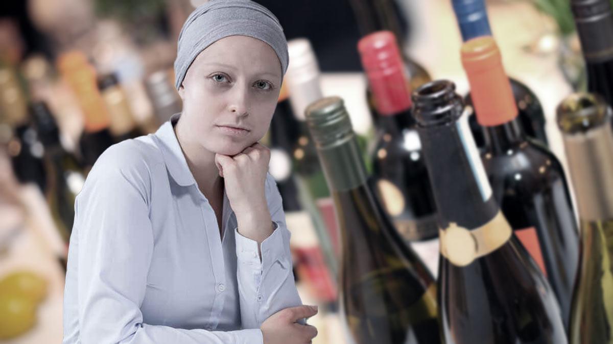 влияние алкоголя на развитие рака
