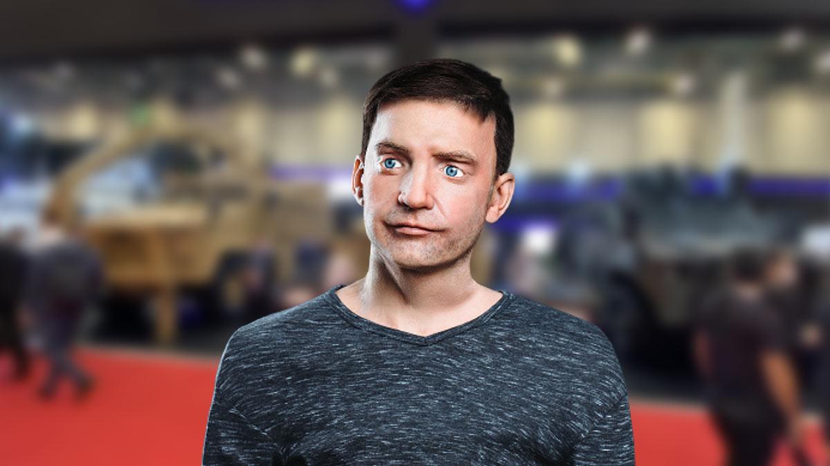 андроид Robo-C