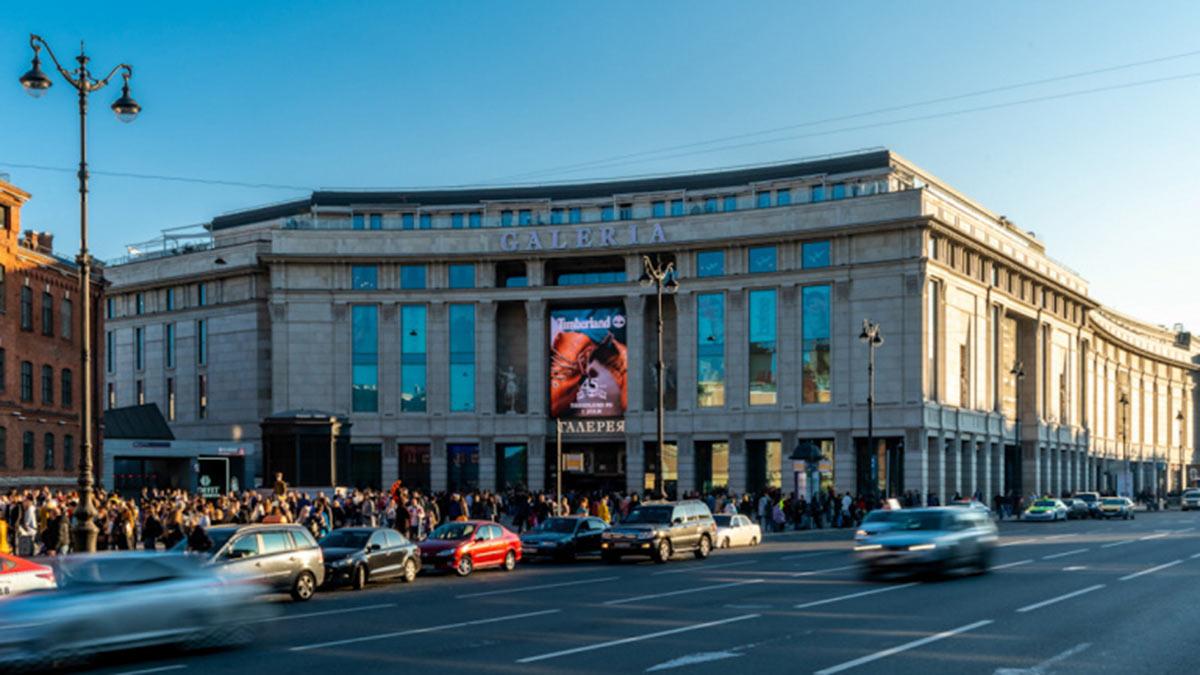 ТРЦ «Галерея» в Санкт-Петербурге