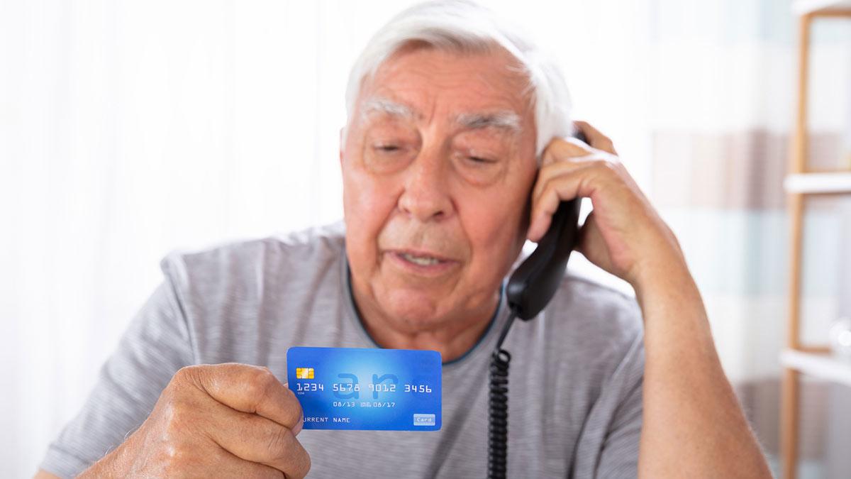 мошенничество банковскими картами