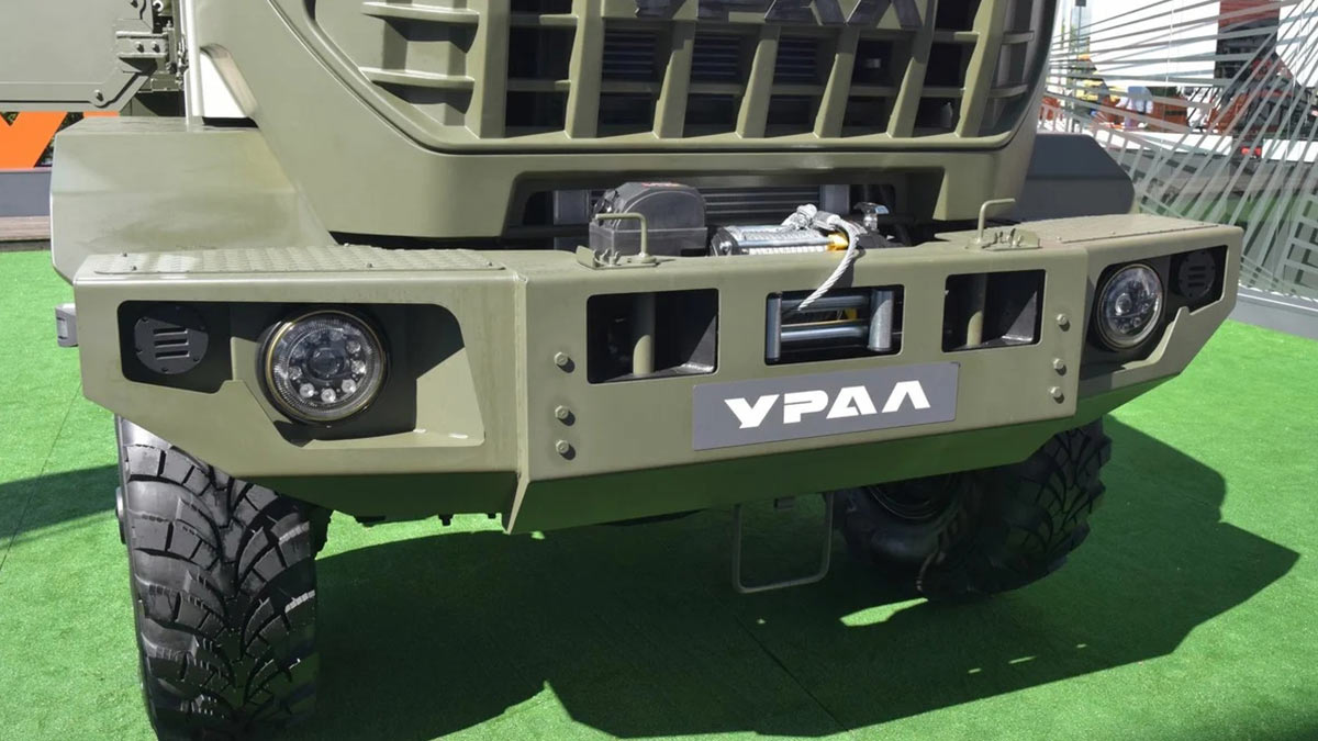 Урал-66