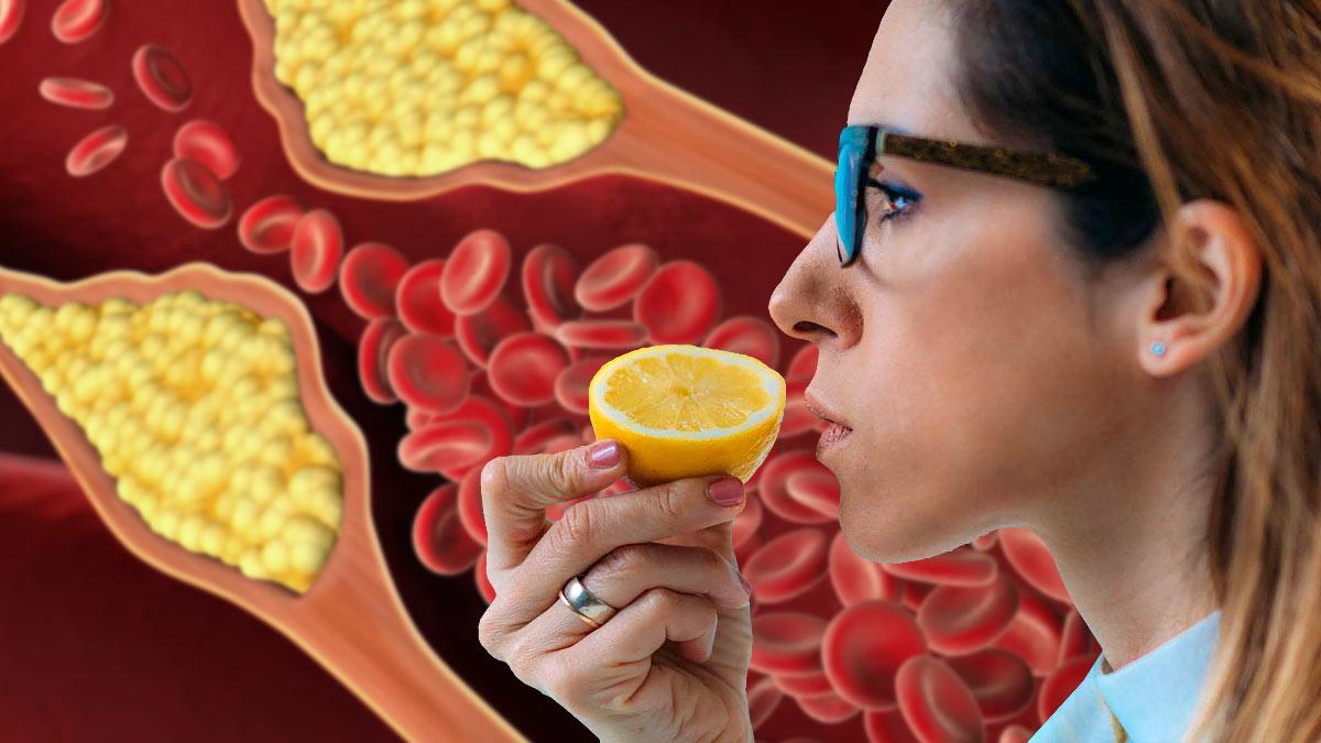 потеря обоняния холестерин