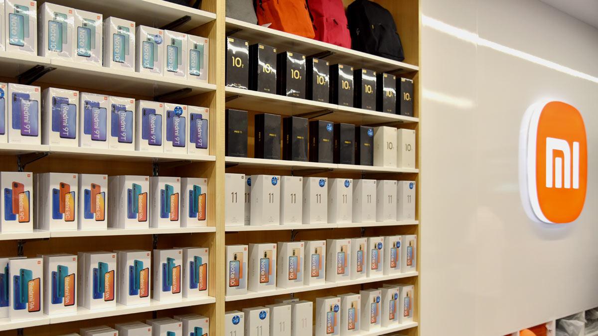 Xiaomi телефоны