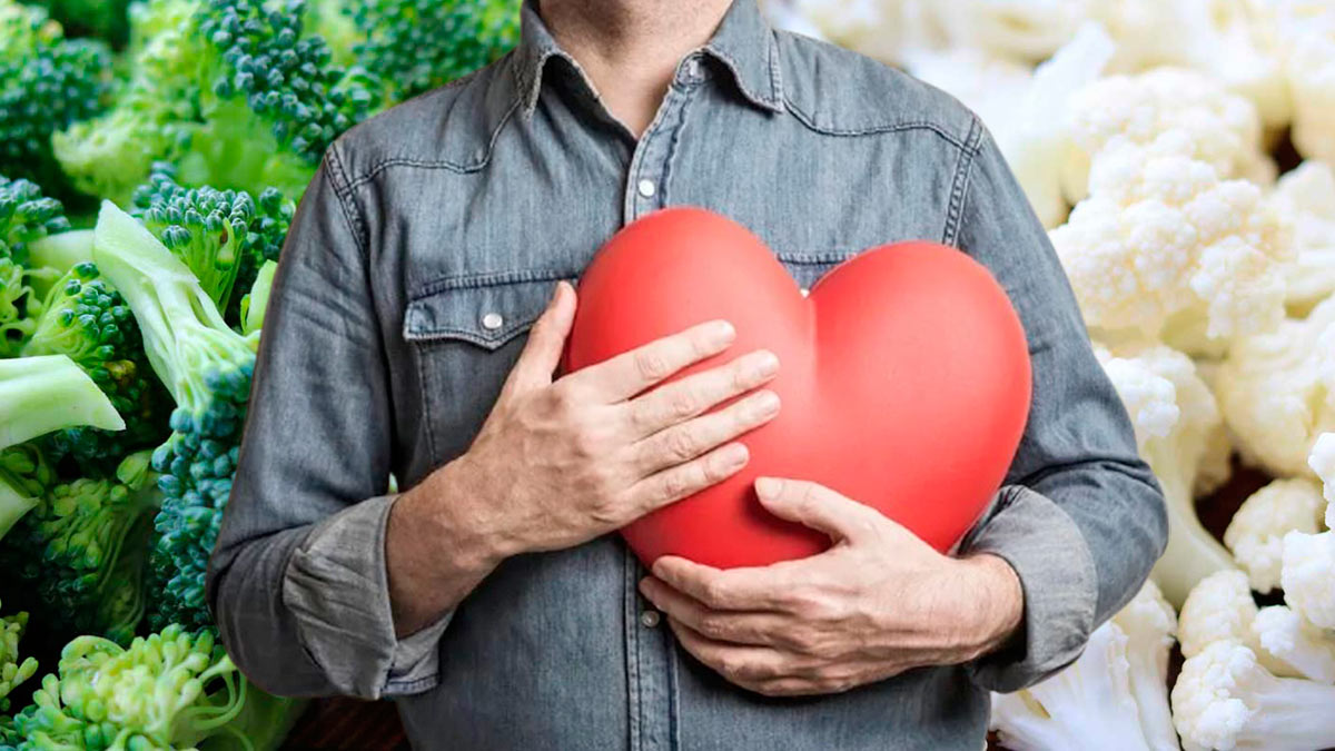 сердце брокколи капуста