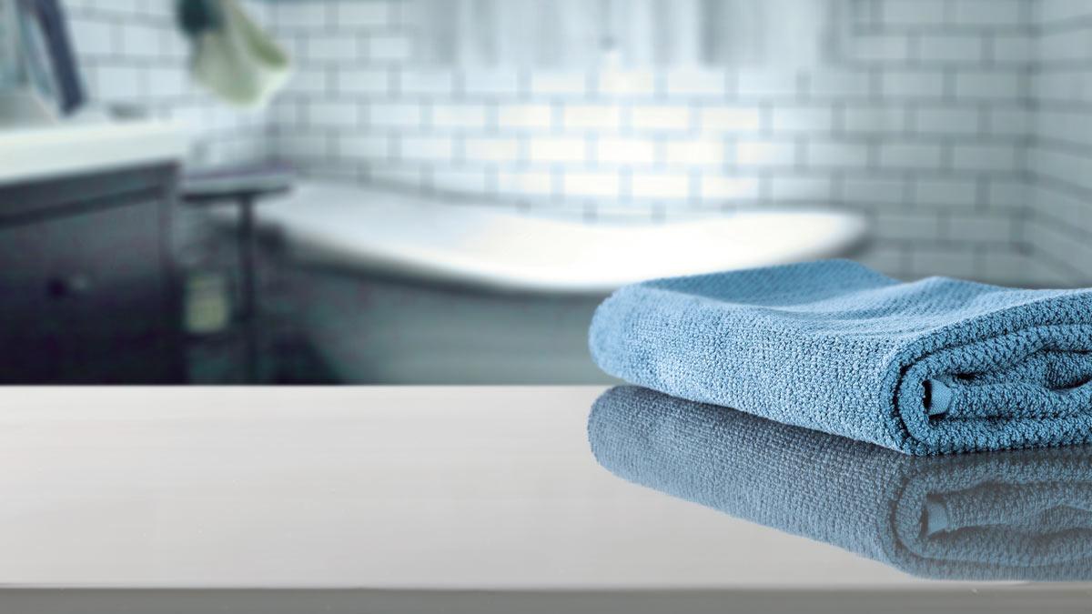 полотенце ванная комната