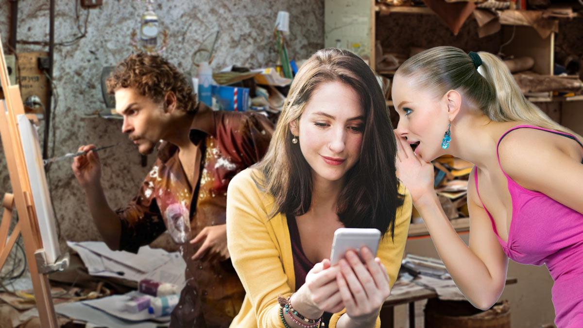 зависимость соцсети сплетни