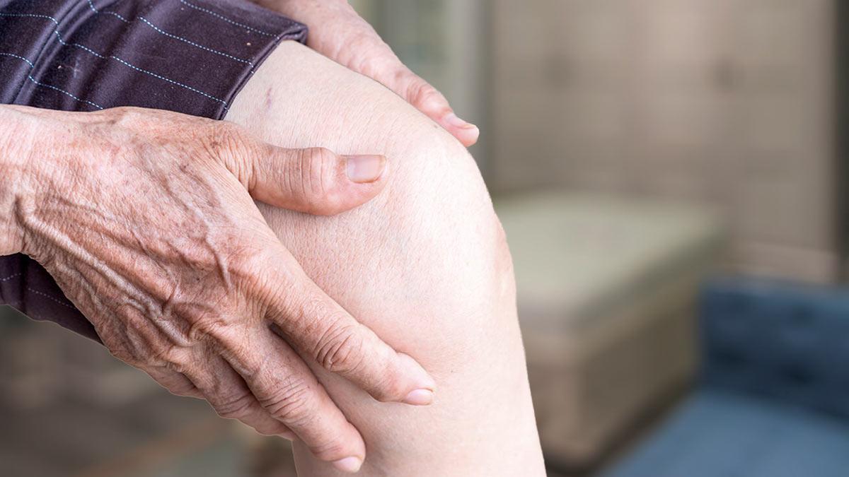 артрит боль в коленях суставах