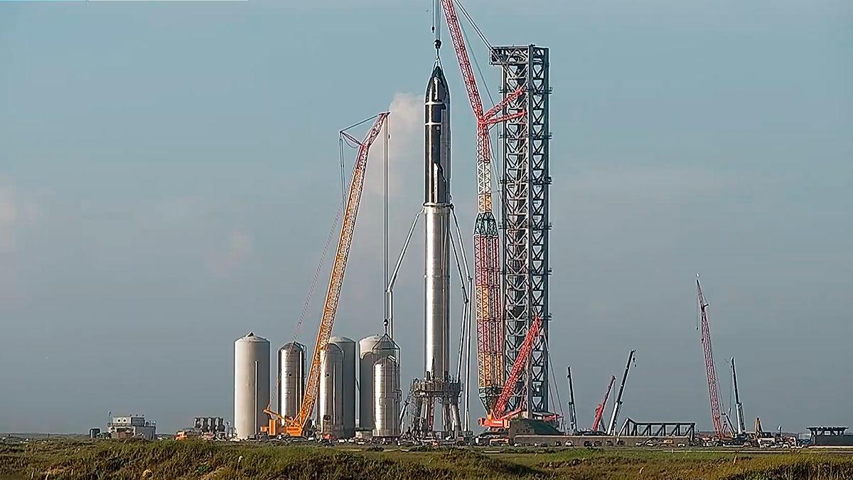 самая высокая ракета