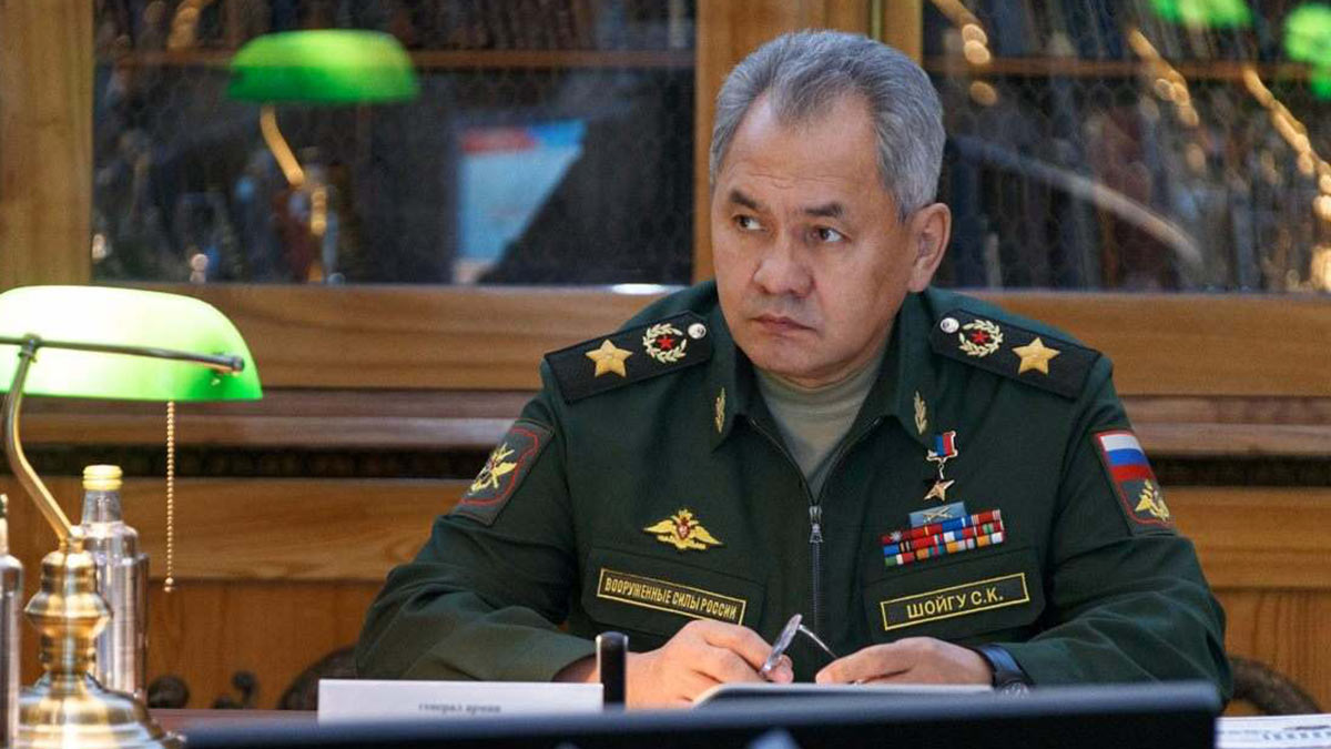 Сергей Шойгу