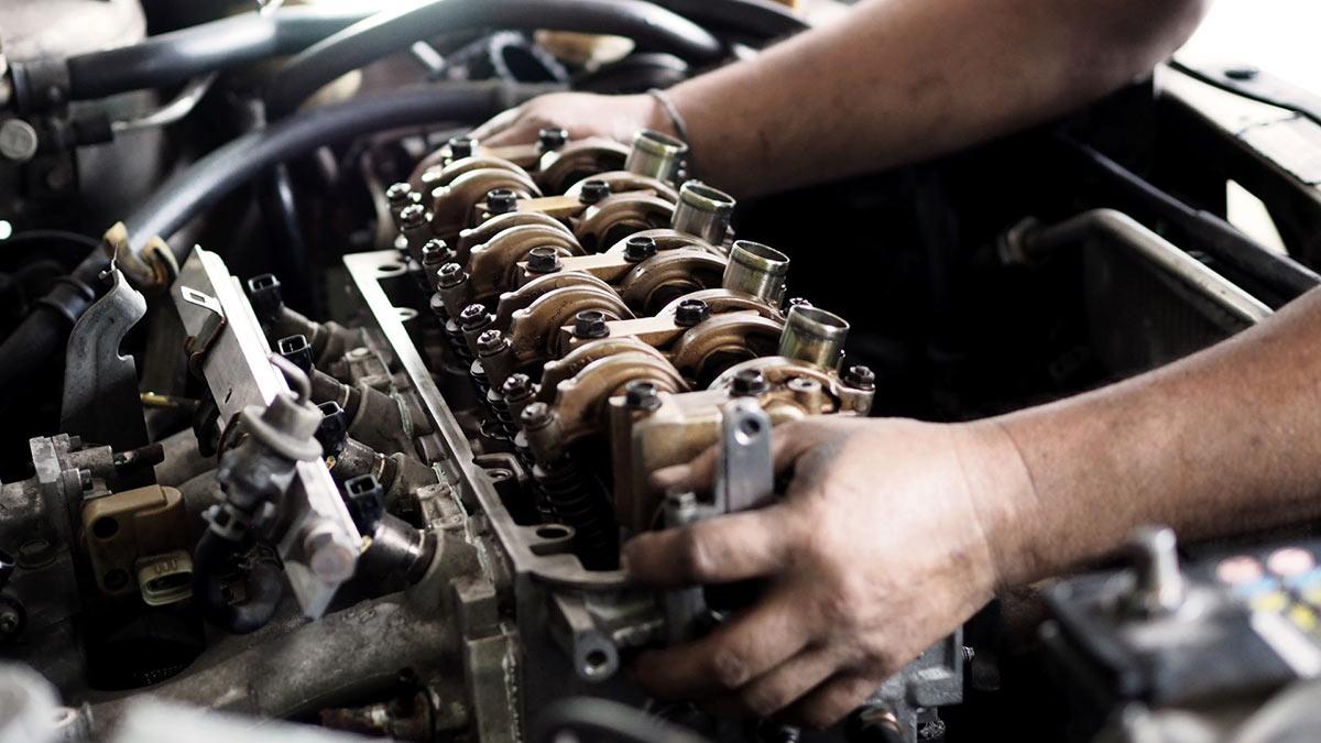ремонт ДВС двигателя