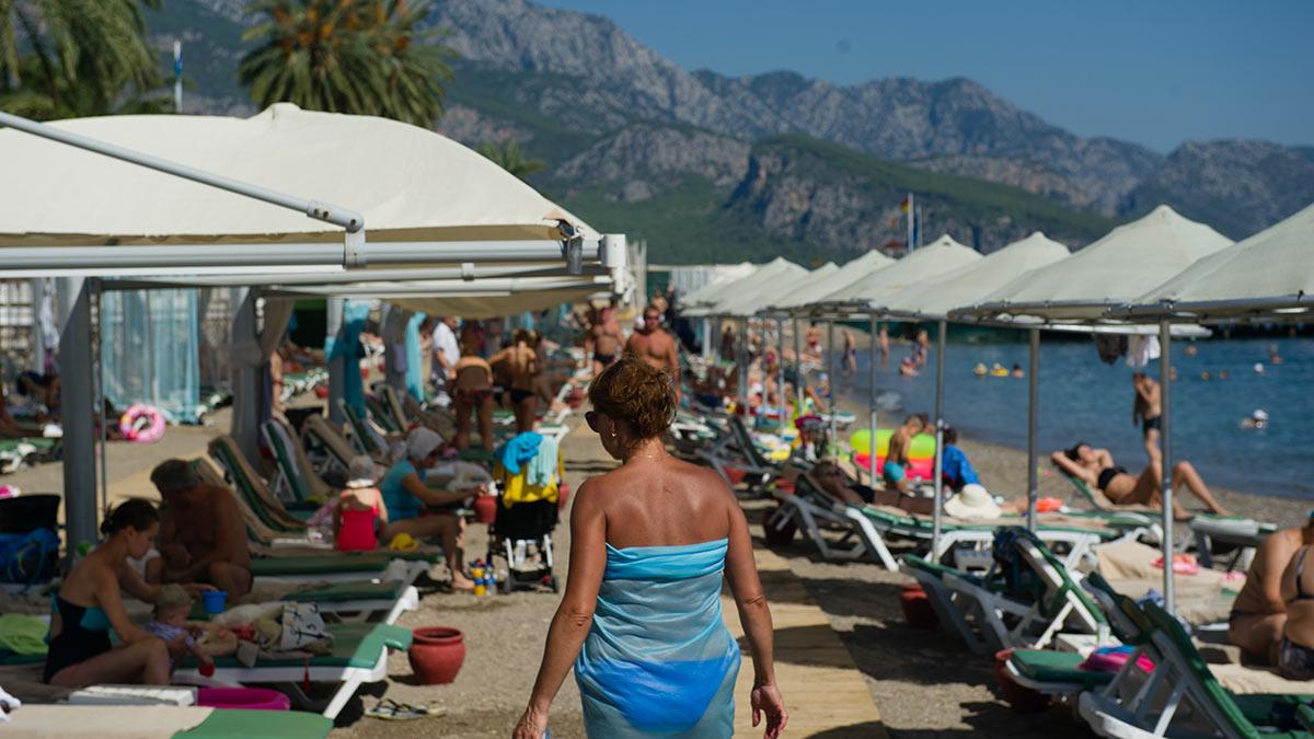 турция пляжи отдых