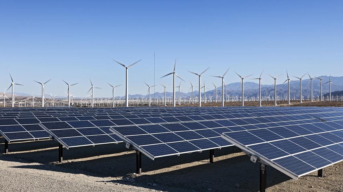 ветряные мельницы солнечная энергия