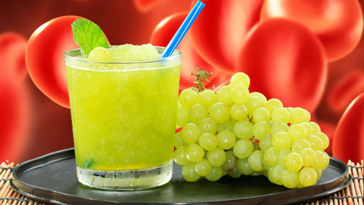 виноград эритроциты